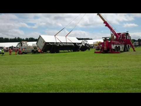 Newbury Truckfest 2017 (Vlog)