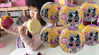L.O.L.サプライズ!シリーズ3♡開封!いろいろ飛び出してびっくり!?海外おもちゃ L.O.L.Surprise Toy