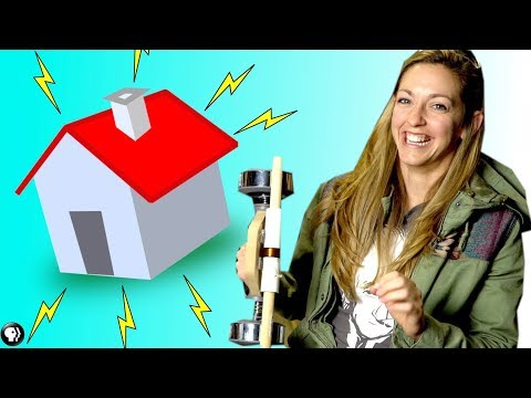 Can you power a house with a ShakeWeight?