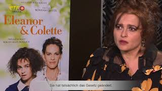 Eleanor & Colette - Interview Helena Bonham Carter