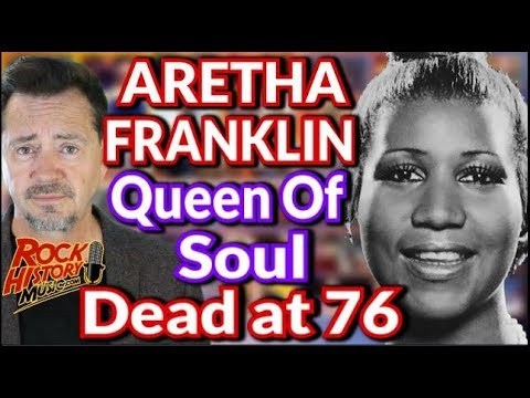 """Aretha Franklin """"Queen Of Soul"""" Dead At 76 - Our Tribute"""
