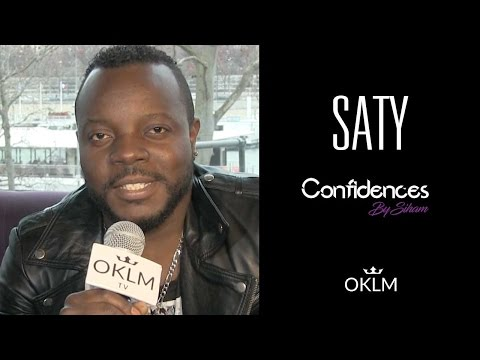 Interview SATY (frère de Maître Gims) - Confidences By Siham