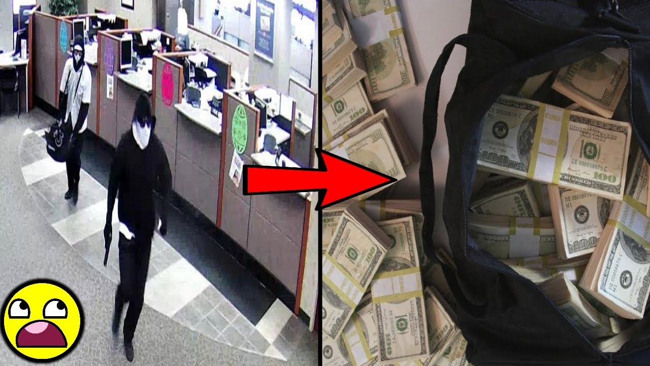Top 10 Most Successful Bank Robbers Of All Time
