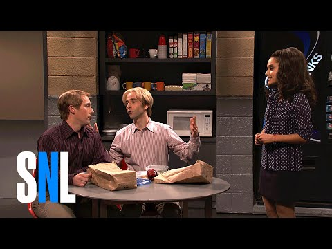 Thumbnail: Cut for Time: March Madness (Ariana Grande) - SNL
