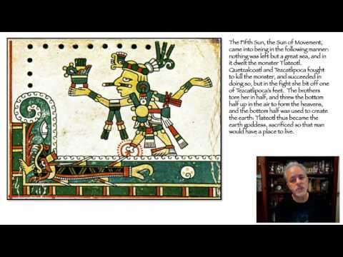 Cosmology and Spiritual Beliefs of the Aztecs