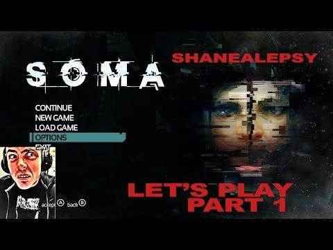 Soma - PART 1 | WEIRD UNDERWATER ROBOTS!