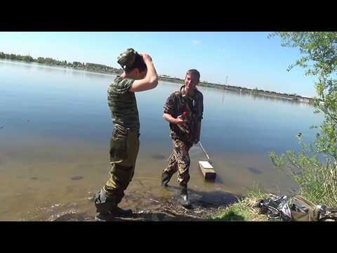 Рыбалка в Купавне !!! Озеро Бисерово !!!