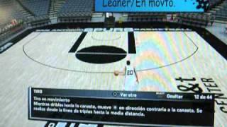 NBA 2k11 (ps3) Tiros para vagos