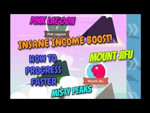INSANE INCOME BOOST TRICK! | Hooked Inc | Misty Peaks/Mount Jifu/Pink Lagoon Progression Trick