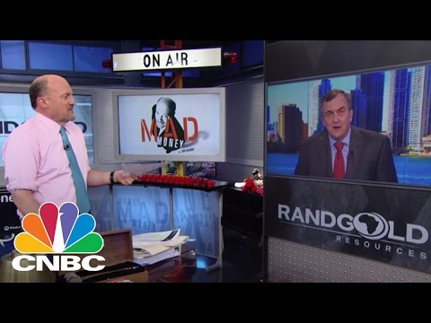Randgold Resources CEO: Golden Opportunity?   Mad Money   CNBC