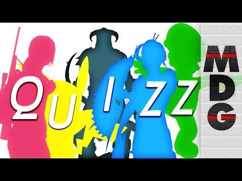 QUIZZ MUSICAL JEUX VIDÉO 2