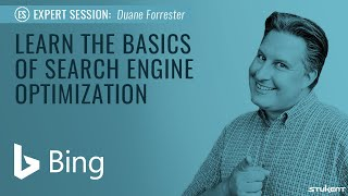 Learn the Basics of SEO with Duane Forrester - Stukent Expert Session Mp3