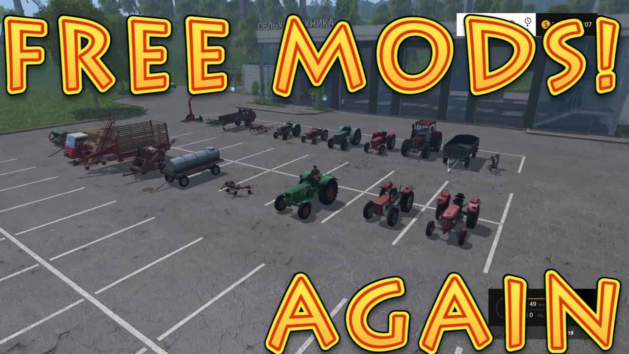NEW FREE MODS