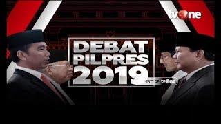 [FULL] Debat Capres Keempat Pilpres 2019 (30/3/2019)