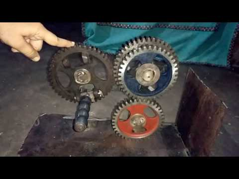 Compound gear train introduction in hindi