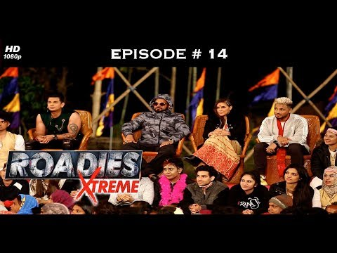 Roadies Xtreme - Episode  14 - First immunity task for the g