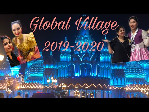 Global Village Dubai 2019-2020 | 24th Season | Entertainment,Tourism Project | Dubai Tour