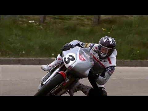 Michael Czysz - An Isle of Man TT inspiration