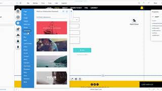create database in your WIX web site to let user to upload info