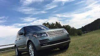 Range Rover Td6 2016 Review