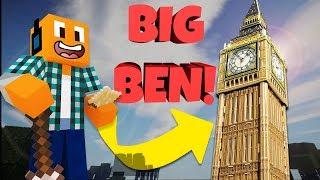 """Minecraft #378 -  """"BIGBEN, NOWE PROJEKTY!"""""""