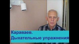 Караваев. Дыхательные упражнения для оздоровления Alexander Zakurdaev