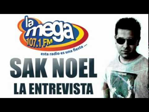 entrevista Sak Noel La MEGA