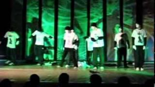 Street Kings - prima coregrafie a trupei
