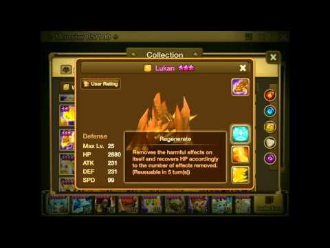 Summoners War Salamander Review Fire Water Wind Light