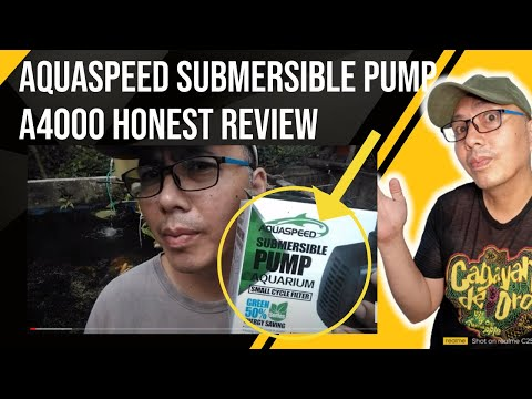 aquaspeed submersible pump a4000 ⛽ review Unlock From the vault