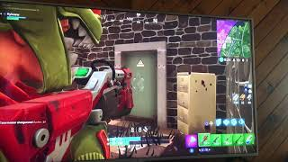 Fortnite Battle Royale escopeta recarga fallo sexy gemido