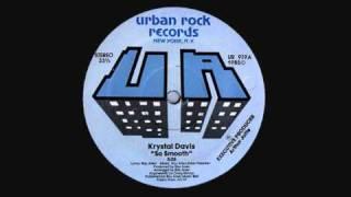 Gambar cover Krystal Davis - So Smooth