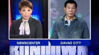 ANC The Rundown:DILG Begins Probe into Davao Punching Incident 2/3