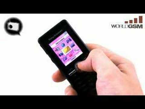 WORLDGSM : Sony Ericsson R300