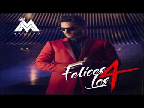 Felices Los 4 – Maluma (Audio Oficial)