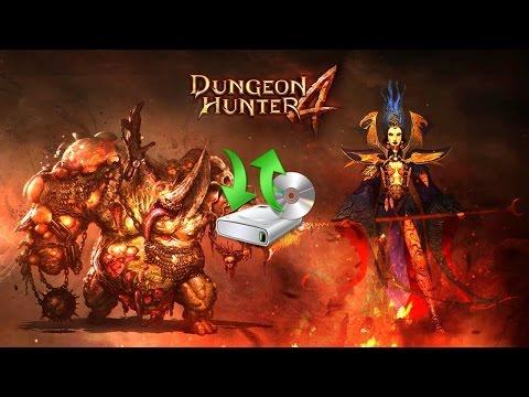 [Vídeotutorial] [NO ROOT] Restaura Tus Saves Files De Dungeon Hunter 4