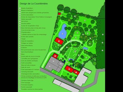 Permaculture - Le Camptier des Terre-pailleux pour une maison autonome