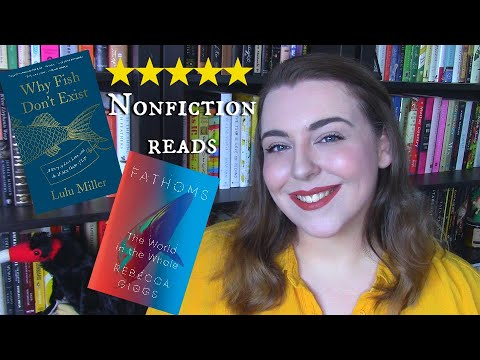 5⭐ Nonfiction Reads! | Fathoms & Why Fish Don't Exist | Book Reviews
