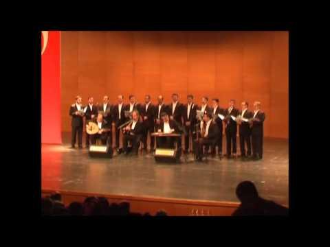 Bursa İl Müftülüğü Tasavvuf Musiki Korosu 2014