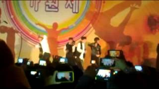 Video [FANCAM] 121018 C-Clown performing at Chungnam National University Festival download MP3, 3GP, MP4, WEBM, AVI, FLV Desember 2017