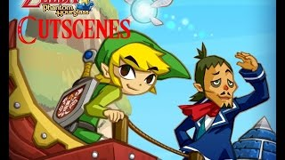 The Legend of Zelda: Phantom Hourglass- Cutscenes