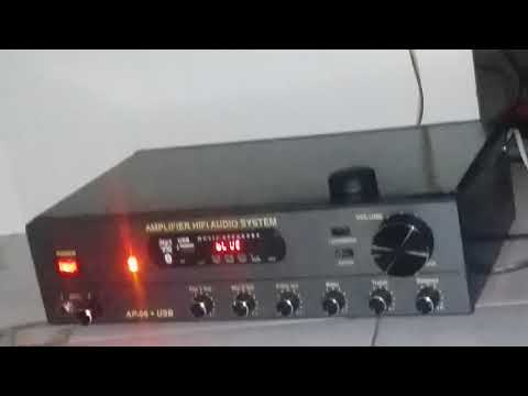 """ocl 504 setereo+karaoke.15""""12x2 5@"""