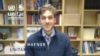 UNITAR Peaceworks Webinar Series - Nonviolent Communication with Stefan Hafner