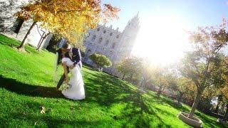 Kristy & Aaron - Salt Lake City Temple Wedding Highlight