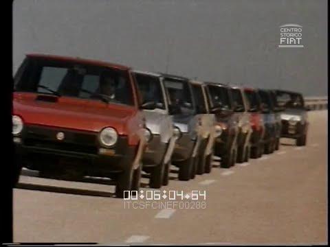 Ritmo è bello (gamma FIAT Ritmo - Nardò) \ 1981 \ ita