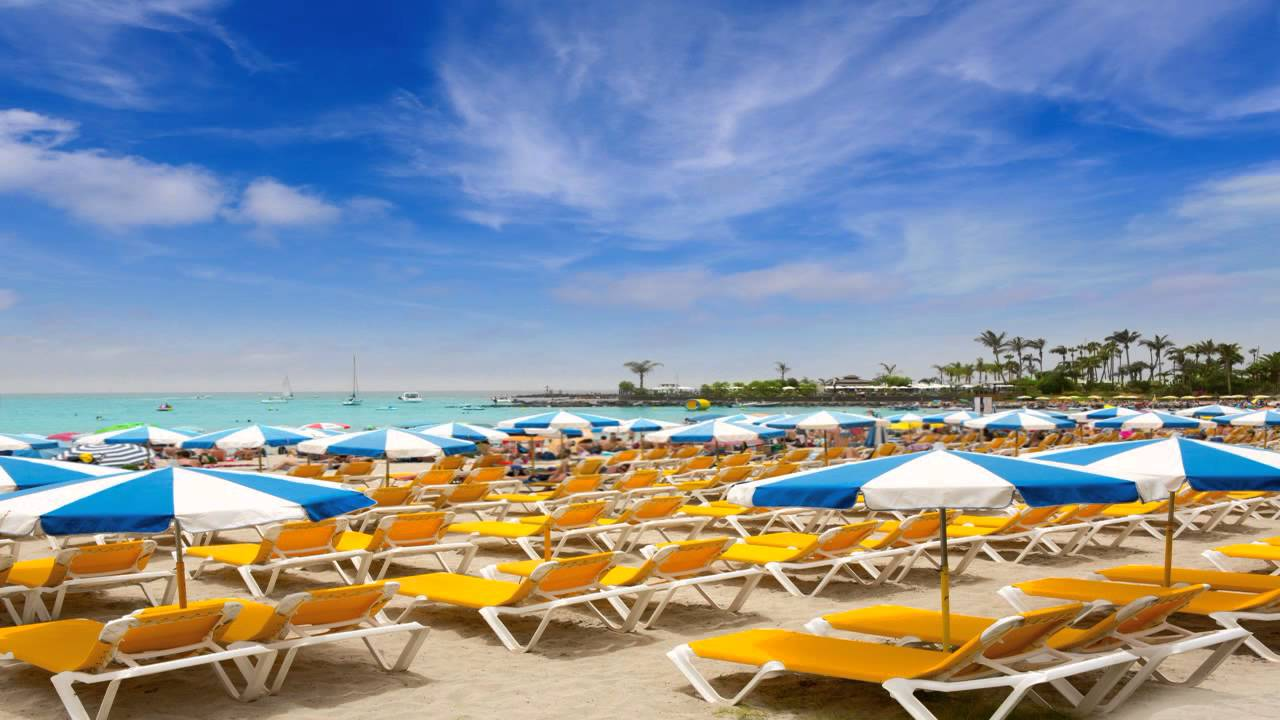 Bungalows Parque Romantico  Playa del Inglés Spanje