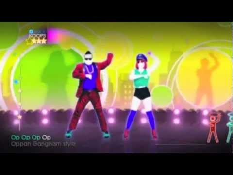 Just dance instrumental
