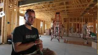 Cpl. Tyler Huffman Rolls Through His New Smart Home...
