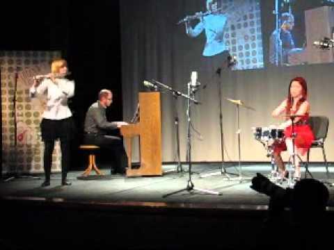 Manfred SCHMITZ: Jazz Invention - by Maria Rehakova and Lenka Molcanyiova