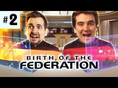 Star Trek: Birth of the Federation #2 - Making Friends